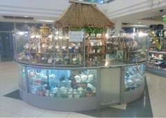 Оптовая компания чая и кофе с розничным магазином