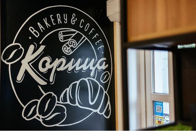 Кафе-пекарня на центральной улице Витебска