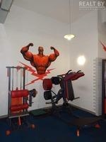 Действующий спортивный зал, открытый по франшизе популярной сети фитнес клубов