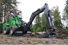 На продажу готовый бизнес - аренда финского мини-трактора