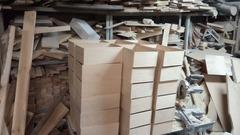 Продажа деревообрабатывающего предприятия по производству ЛОФТ мебели