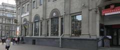 Кафе Перестройка в центре Минска