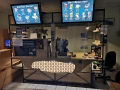 Продажа кофе-поинта в административном здании