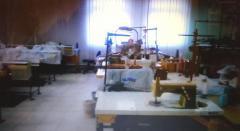 Предприятие по вязке, пошиву и ремонту трикотажных изделий