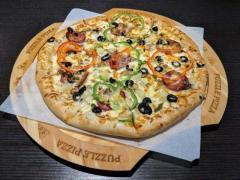 Предлагаем открыть вместе с нами пиццерию PUZZLE PIZZA