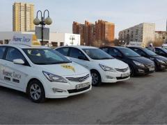 Продажа готового бизнеса - аренда авто для такси