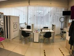 Продажа студии красоты в торговом центре Аутлето