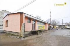 Продажа здания с магазином стройматериалов в Жодино