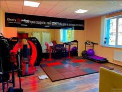 Продажа студии электро-фитнеса «BODY ON»