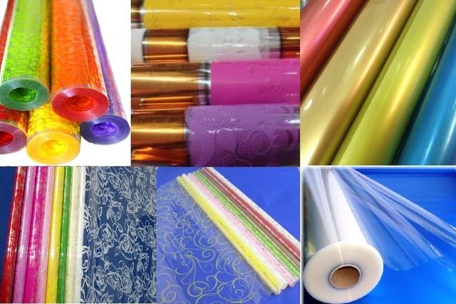 Продается действующее производство декоративного материала для упаковки живых цветов и подарков