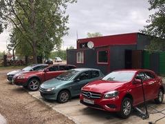 Продается новый шиномонтаж на Долгиновском тракте