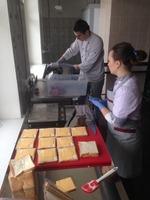 Продам производство сандвичей