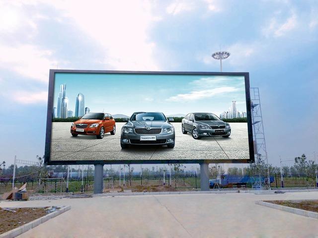 Бизнес - ЖКИ экраны по всей Беларуси
