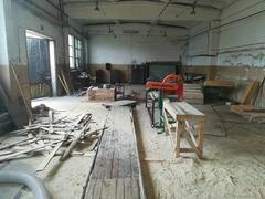 Производственная база(пилорама, склад, автосервис, покраска)