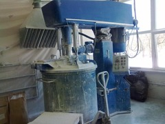 Продаётся производство лакокрасочной продукции