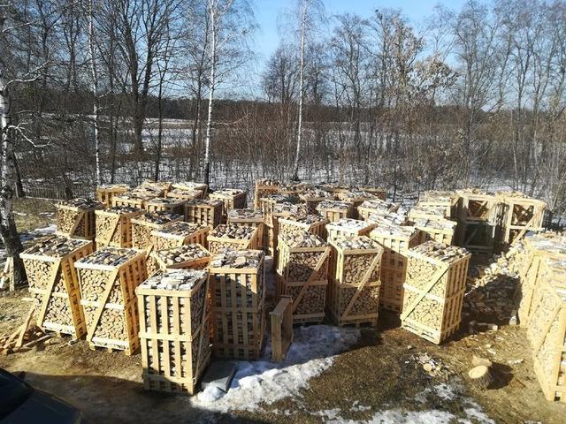 Продаётся бизнес по производству дров на экспорт