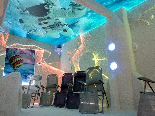 Продаётся новая соляная пещера с тематическим дизайном