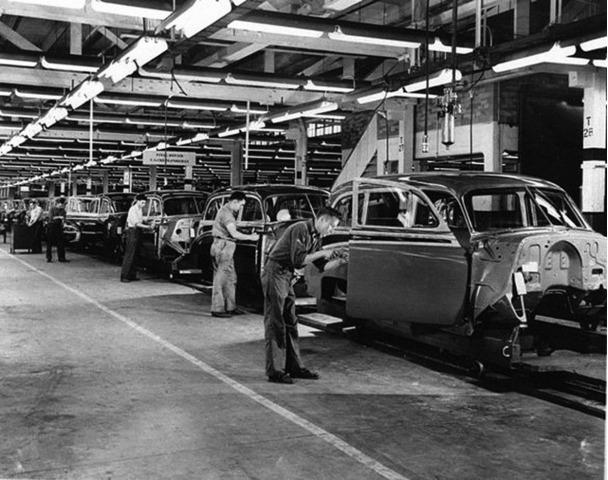 Производство кузовов и комп-щих для ком. транспорта