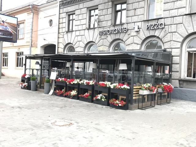 Ресторан Perfetto в одном из лучших мест Минска