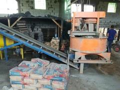 Продам новое производство тротуарной плитки под Минском