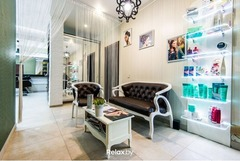Красивый салон красоты в элитном районе