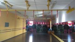 Уютный зал фитнеса и адаптивной физической культуры